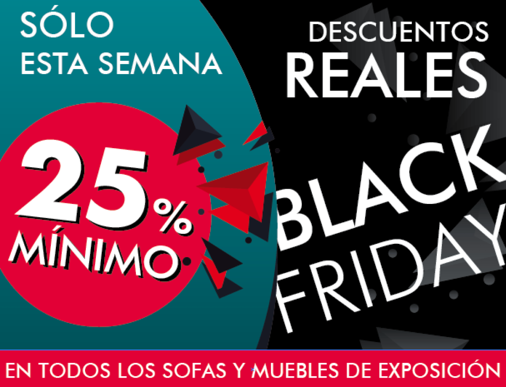 CARTEL Black Friday Descanso Capiscol